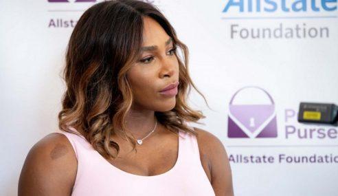 Serena Dedah Alami Tekanan