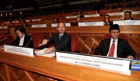 DUN Sabah Lulus Peruntukan Pembekalan Tambahan Lebih RM92.3 Juta