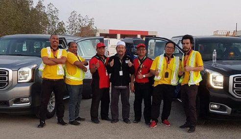 Pasukan Peronda Lebuhraya Bantu Kelancaran Perjalanan Jemaah Haji