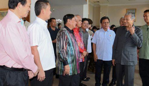 Sabah Mampu Catat Pertumbuhan Pesat – Dr Mahathir
