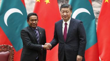 Jadi Rebutan China Dan India, P'raya Maldives Panas