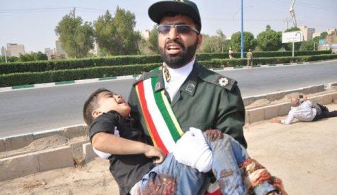 Serangan Ahvaz, Iran Dakwa Kuasa Asing Bantu Pengganas