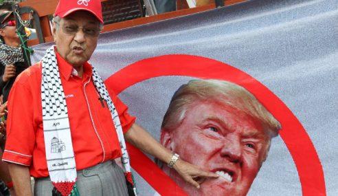 Mahathir Kena 'Snub' Lagi Ke?