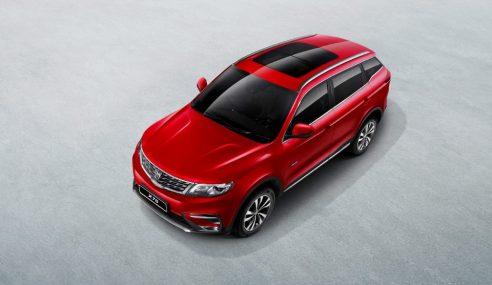PROTON SUV X70 Boleh Ditempah Mulai Esok