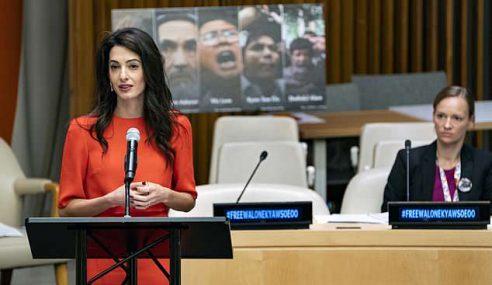 Di PBB, Myanmar Ditekan Lagi Berhubung Isu Rohingya, Hukum Penjara Wartawan