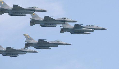 AS Lulus Jualan Peralatan Tentera AS$330 Juta Ke Taiwan