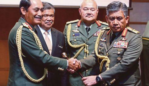 Ahmad Hasbullah Panglima Tentera Darat Ke-27