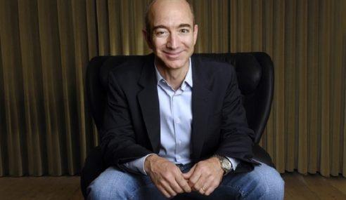 Jeff Bezos, Isteri Sumbang AS$2 Bilion Untuk Dana Kebajikan