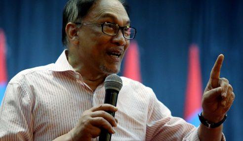 Saman Pengundi PD Terhadap Anwar Ditolak