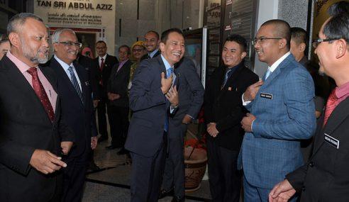 PRK Port Dickson, Ujian Pertama Pengerusi SPR Baharu
