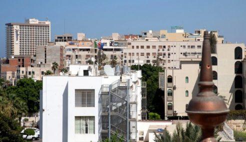 400 Banduan Lari Dari Penjara Di Tripoli
