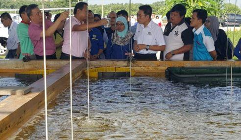 Nelayan Selangor Digesa Usaha Ternakan Akuakultur