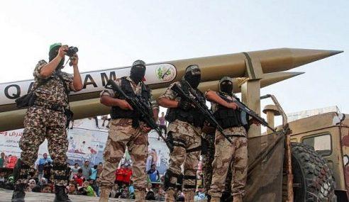 Hamas Uji Peluru Berpandu, Cetus Kebimbangan Israel
