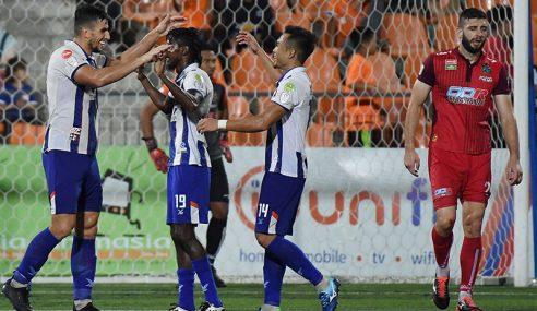PKNS FC, Felda United Tempah Slot Ke Suku Akhir