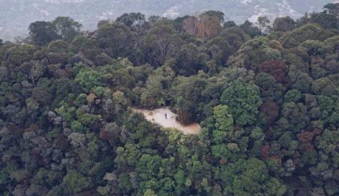 Operasi Mencari Mangsa Hilang Di Gunung Singai Diteruskan