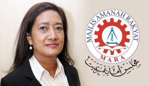 Dr Hasnita Dilantik Pengerusi MARA