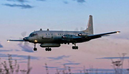 Syria Tersilap Tembak Jatuh Pesawat Russia