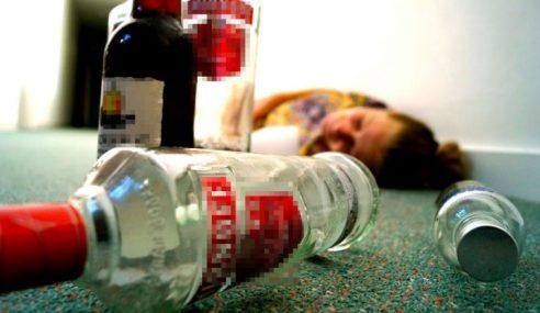 Keracunan Alkohol Tidak Lagi Terhad Ke Lembah Kelang
