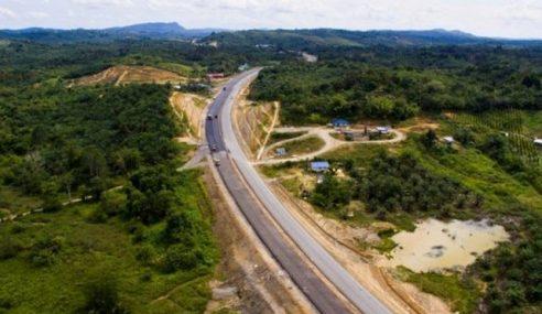 Projek Lebuhraya Pan Borneo Lancar, Mengikut Jadual