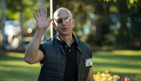 Bos Amazon Didakwa Hipokrit Beri Derma