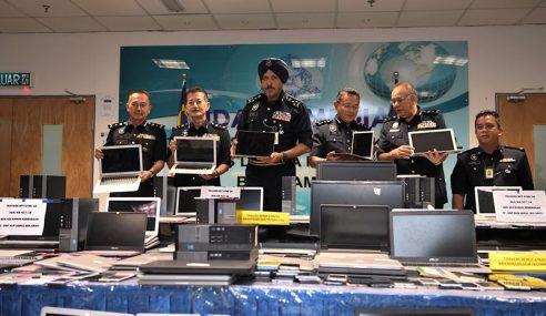 Macau Scam: 'Datuk Seri' Antara 99 Individu Ditahan