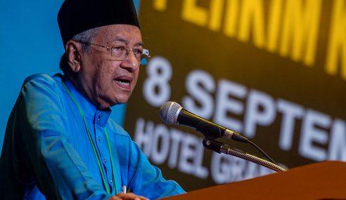 Umat Islam Perlu Sepakat Elak Perbalahan – Mahathir