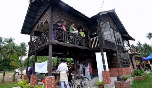 Bina Rumah Hargai Pelakon Klasik Nordin Ahmad