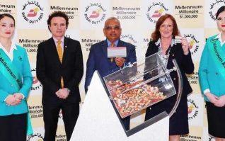 Lelaki Pakistan Menang Loteri Sejuta Di Dubai