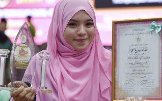 Gadis Kuih Bulan Tokoh OKU Maal Hijrah Terengganu