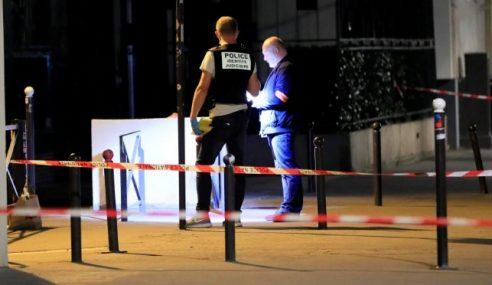 7 Cedera Ditikam Di Paris