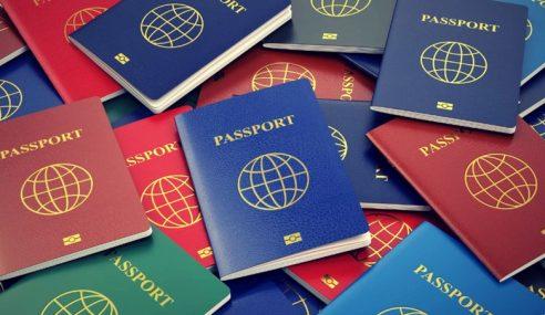 'Abang Is' Didenda RM16K Simpan 269 Pasport Warga Asing