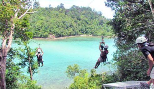 Lebih 1.4 Juta Pelancong Ke Sabah