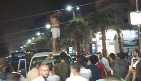 Hukuman Untuk Pemandu Bas Gatal