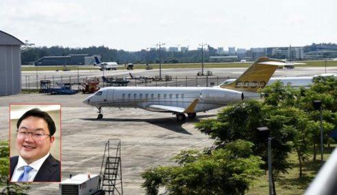 Proses Bawa Pulang Pesawat Jho Low Dalam Rundingan