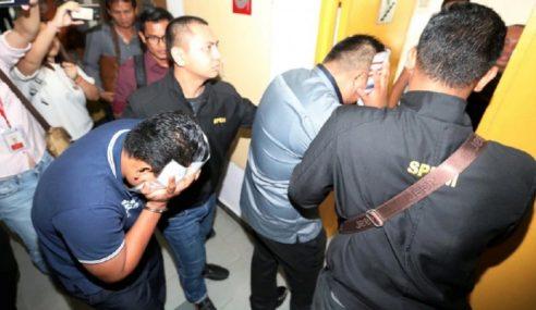 2 Anggota Polis Mengaku Tak Bersalah Kes Rasuah