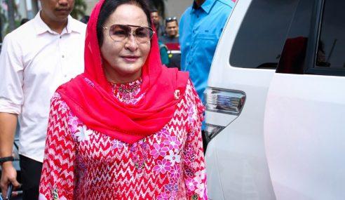 Rosmah Perlu Hadir Di Ibu Pejabat SPRM Esok