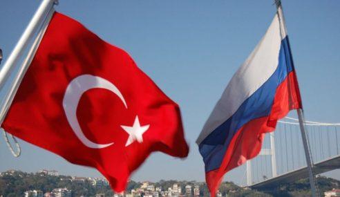 Russia, Turki Setuju Wujud Zon Bebas Tentera