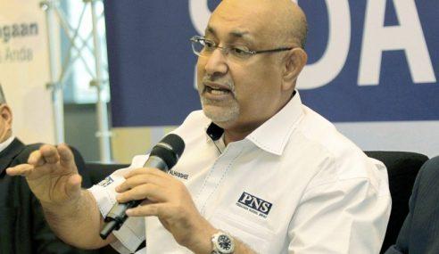 Syed Ali Umum Keluar UMNO