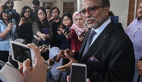 Shafee Tak Menjangka Didakwa Atas Pertuduhan Pengubahan Wang Haram
