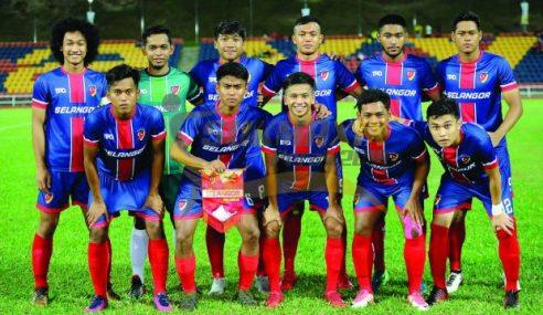 Sukma: Selangor Bermula Garang Benam Kelantan 4-0