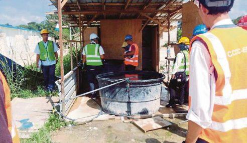 Syarikat Pembinaan Biak Nyamuk Aedes Didenda RM40K
