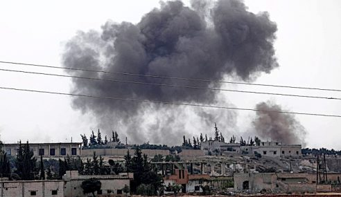 Tentera Syria Gugur 60 Bom Tong