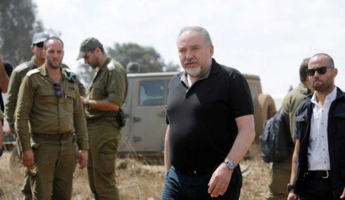 Letupan Bukan Serangan Israel: Tentera Syria
