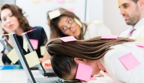 Majikan Boleh Bantu Pekerja Tangani Stres