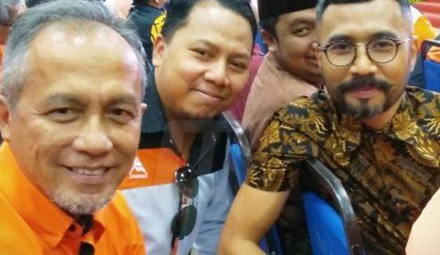 Wak Doyok Dan Hassan Mahmud Sertai PAN