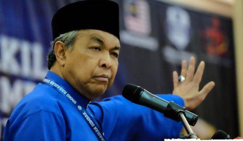 'Bila Masa UMNO Tidak Boleh Berbeza Pendapat?'