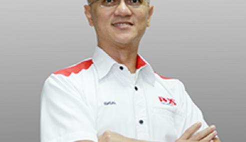 Al-Ishsal Ishak Dilantik Pengerusi SKMM Baharu