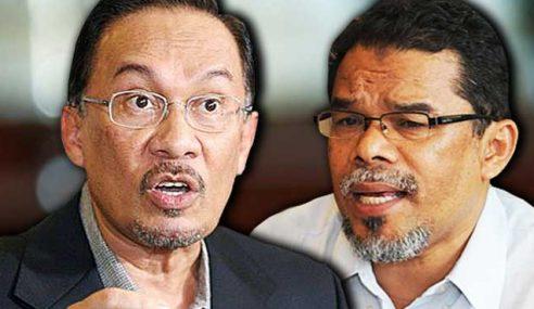 Kes Saman Fitnah Selesai, Mazlan Mohon Maaf Kepada Anwar