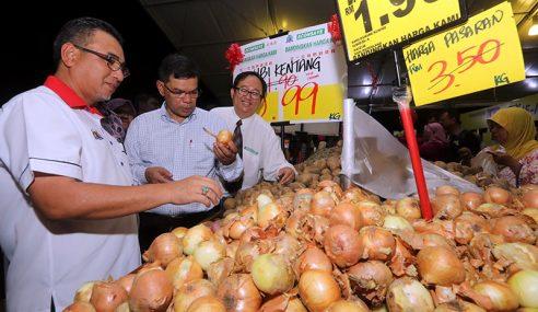Pasar Raya Besar Main Peranan Tentukan Harga Barang Keperluan