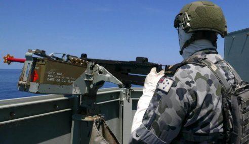 China Sertai Latihan Maritim Terbesar Australia